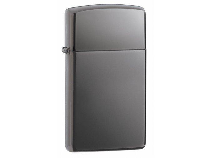 Zapalovač Zippo 25108 Black Ice® Slim