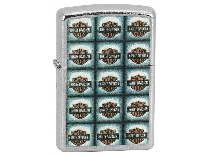 Zapalovač Zippo 25305 Harley-Davidson® Bar & Shield