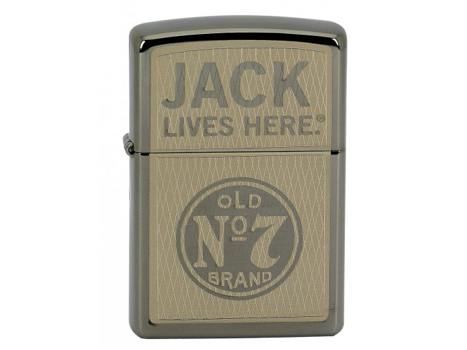 Zapalovač Zippo 25306 Jack Lives Here