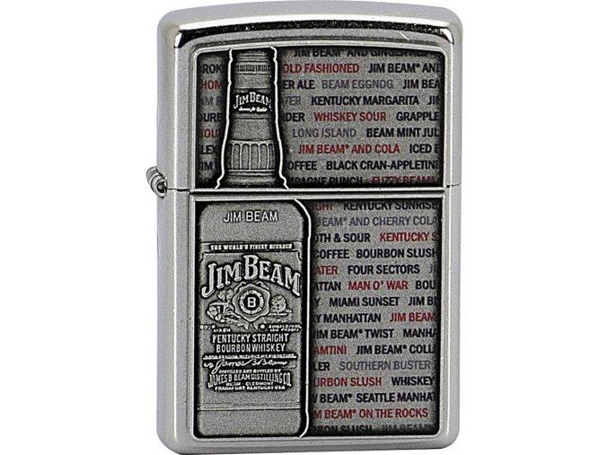 Zapalovač Zippo 25325 Jim Beam® Emblem