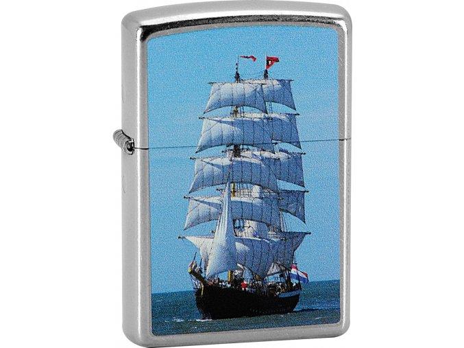 Zapalovač Zippo 25403 Dutch Sails Boat