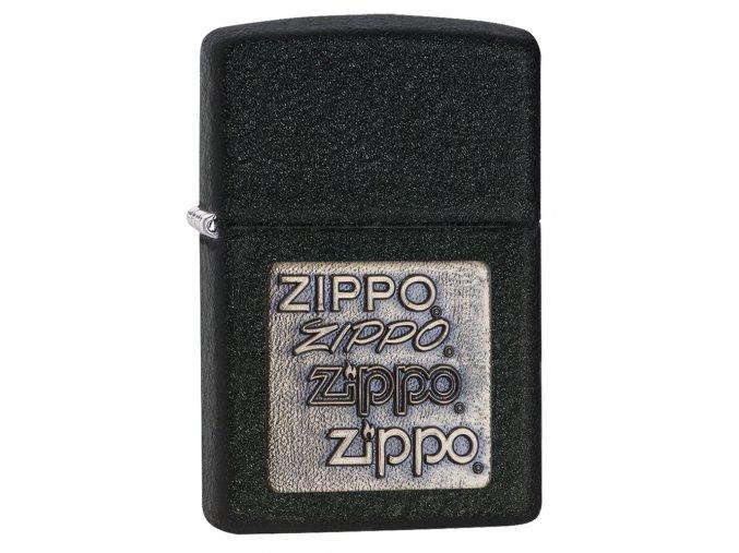 Zapalovač Zippo 26080 Zippo Brass Emblem