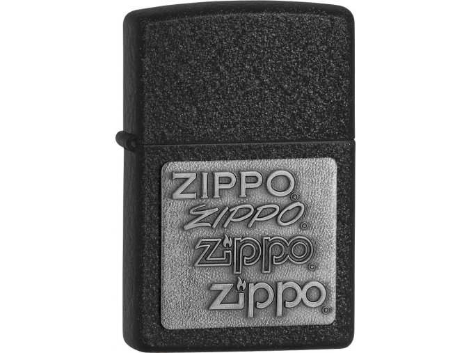 Zapalovač Zippo 26081 Zippo Pewter Emblem