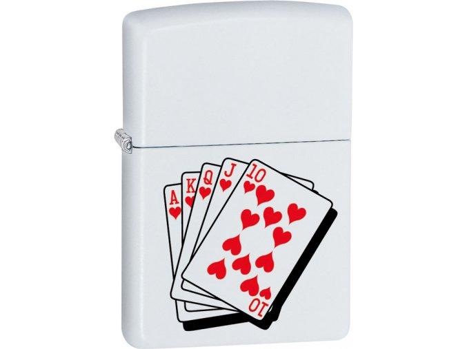 Zapalovač Zippo 26425 Cards