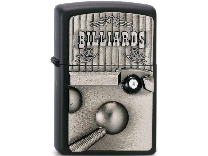 Zapalovač Zippo 26513 Billiard Emblem