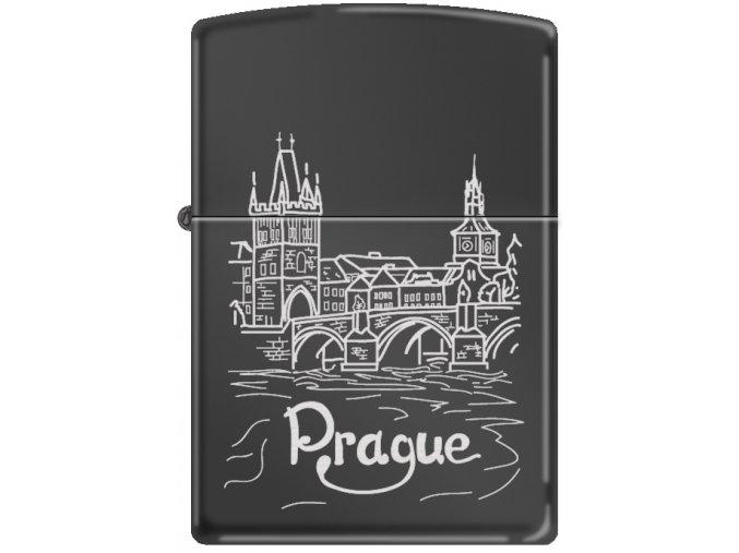 Zapalovač Zippo 26561 Prague