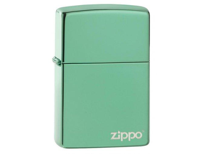 Zippo 26585 High Polish Green ZL