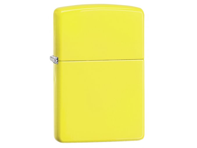 Zapalovač Zippo 26689 Neon Yellow