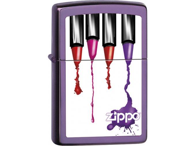 Zapalovač Zippo 26722 Lipsticks