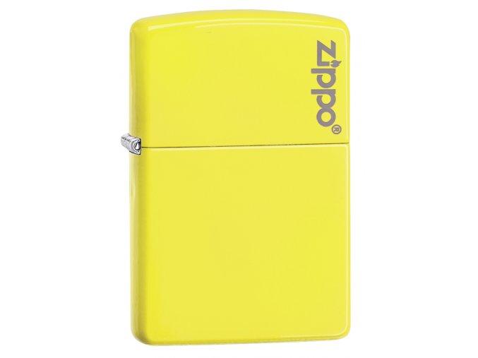 Zapalovač Zippo 26745 Neon Yellow ZL