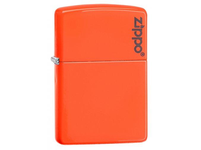 Zapalovač Zippo 26746 Neon Orange ZL
