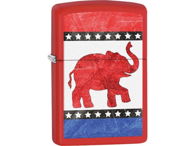 Zapalovač Zippo 26758 Republicans