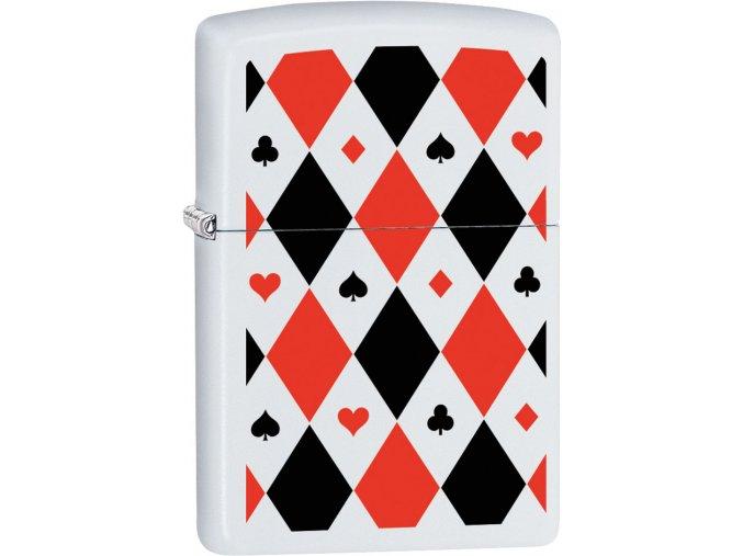 Zapalovač Zippo 26760 Poker Patterns