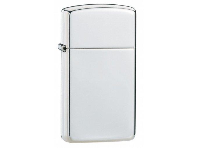 Zapalovač Zippo 28006 Sterling Silver Slim