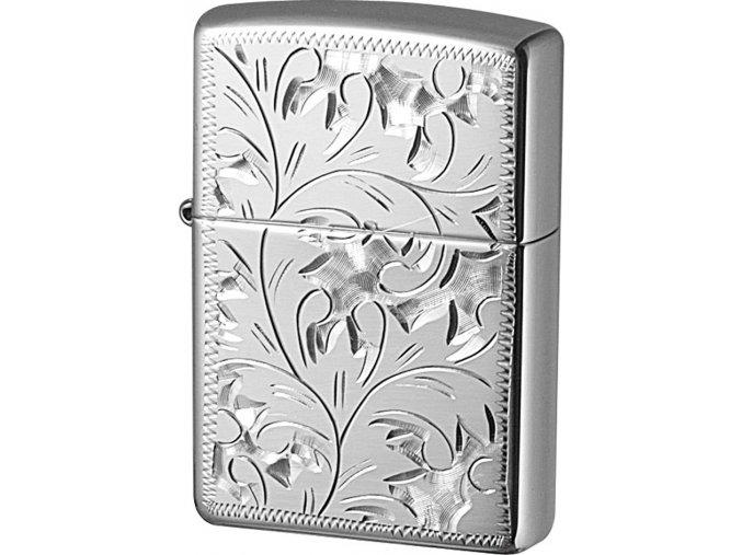 Zapalovač Zippo 28136 Sterling Silver