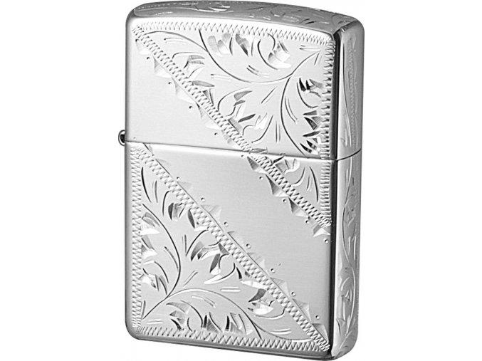 Zapalovač Zippo 28137 Sterling Silver