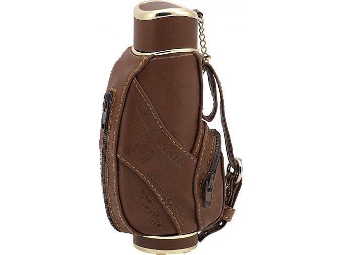 04102 Stolní zapalovač Golfbag 4x