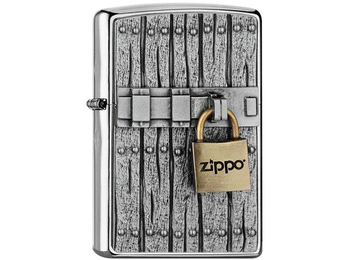 Zapalovač Zippo 21031 Vintage Lock