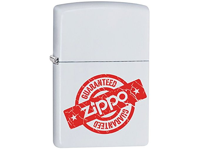 Zapalovač Zippo 26051 Guaranteed