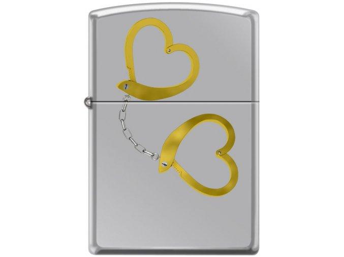 Zapalovač Zippo 22028 Handcuffs of Love