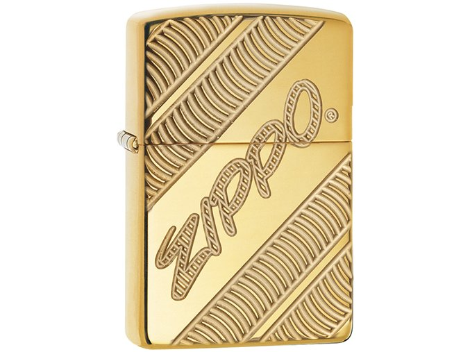 Zapalovač Zippo 24196 Zippo Coiled