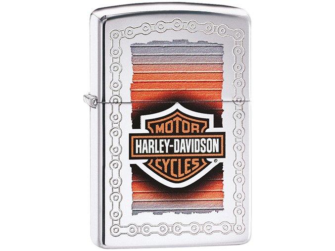 Zapalovač Zippo 22044 Harley-Davidson® Chain