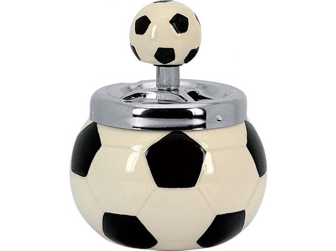 12783 Samozhášecí popelník Football 130mm