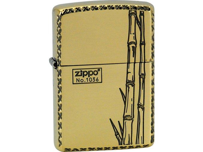 Zapalovač Zippo 28200 Bamboo Oxidized