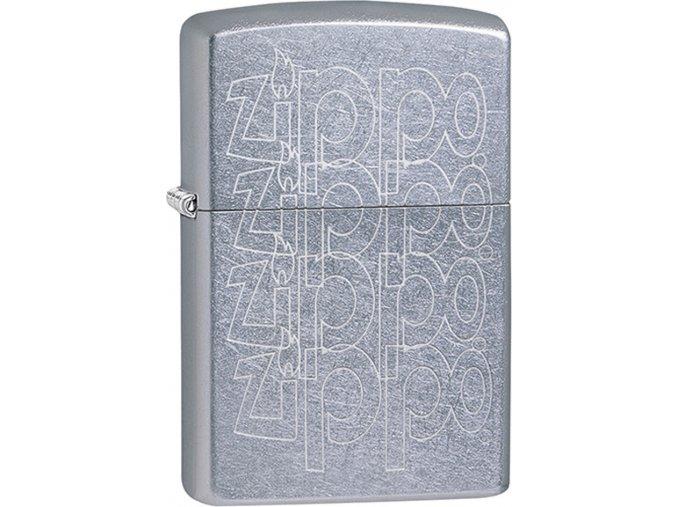 Zapalovač Zippo 25504 Logo Variation