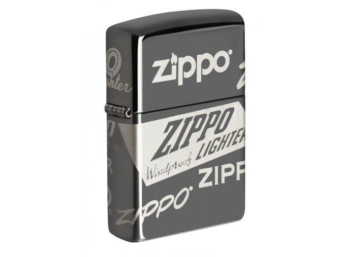 Zapalovač Zippo 25529 Zippo Logo Design