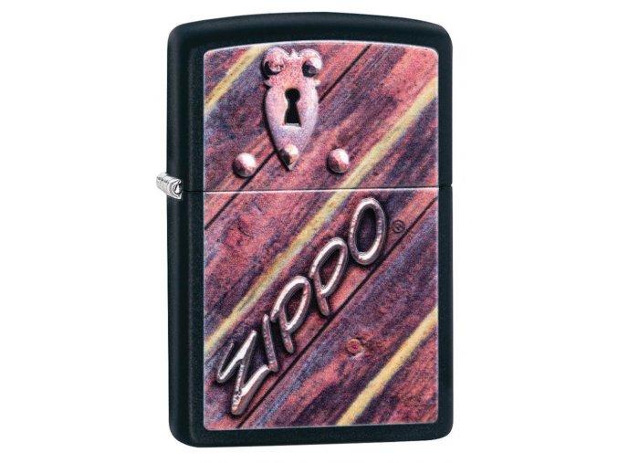 Zapalovač Zippo 26880 Zippo Lock Design