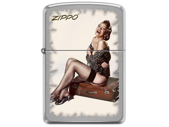 Zippo 21913 Pinup Design #4