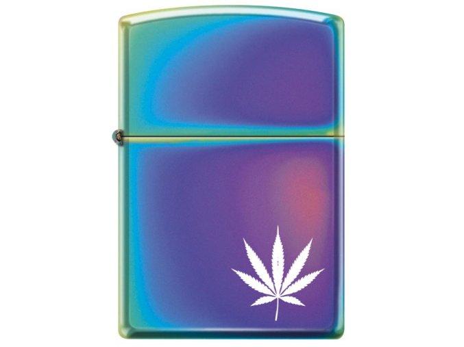 Zippo 26889 Leaf Design