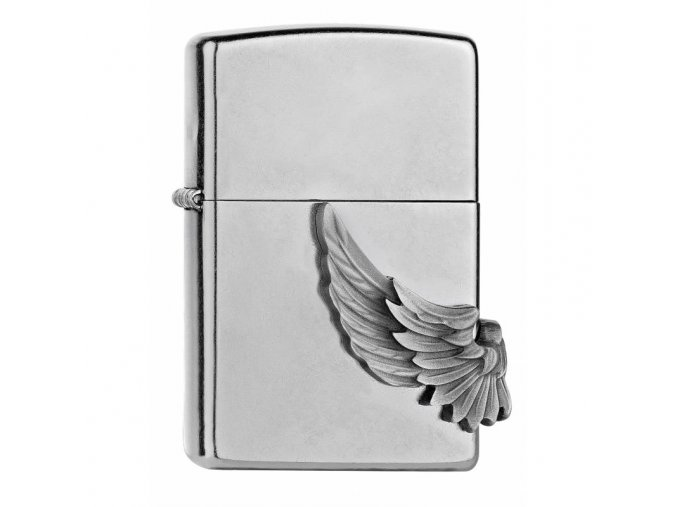 Zippo 25539 Flying Heart Design