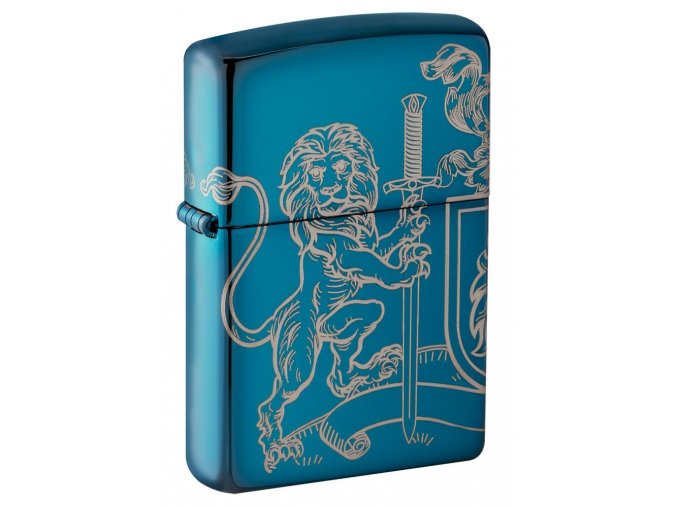 Zippo 26903 Medieval Coat of Arms