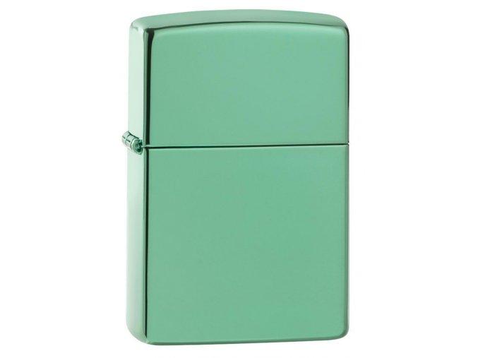 Zippo 26915 High Polish Green