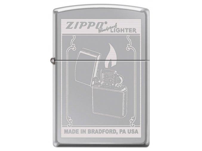 Zapalovač Zippo 22095 Zippo Design