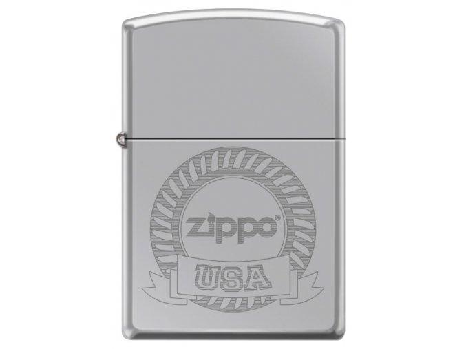 Zapalovač Zippo 22098 USA Wreath