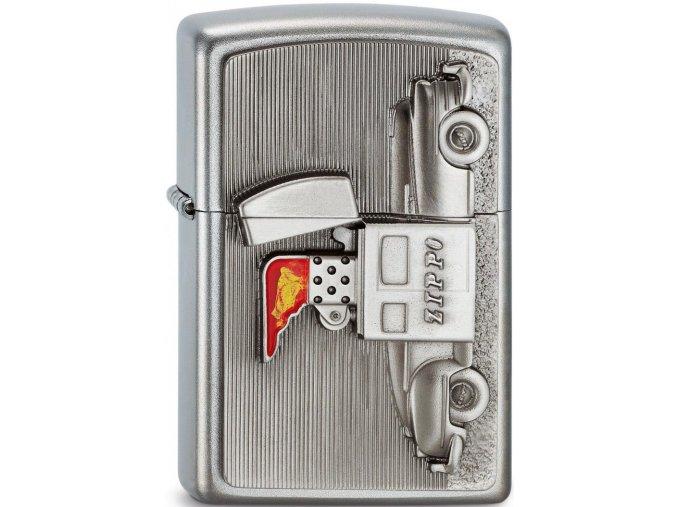 Zapalovač Zippo 20352 Zippo Car Emblem