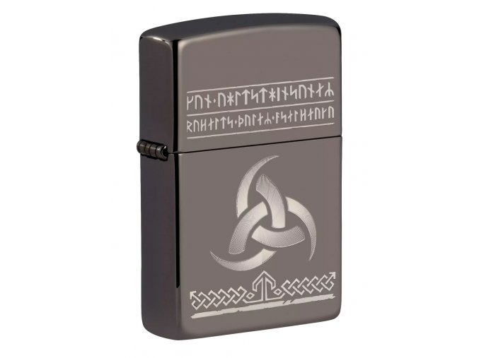 Zapalovač Zippo 25580 Odin Design