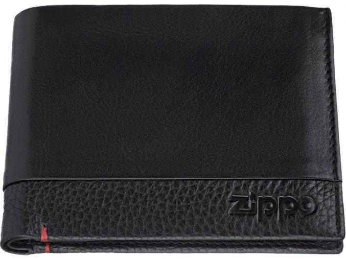 44145 Kožená peněženka Zippo