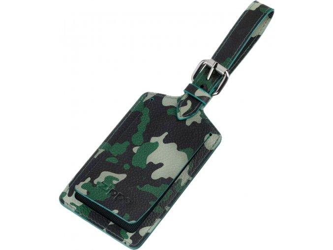 44153 Jmenovka na zavazadlo Zippo