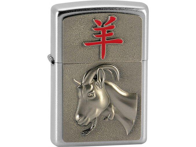 Zapalovač Zippo 20367 Year of the Goat