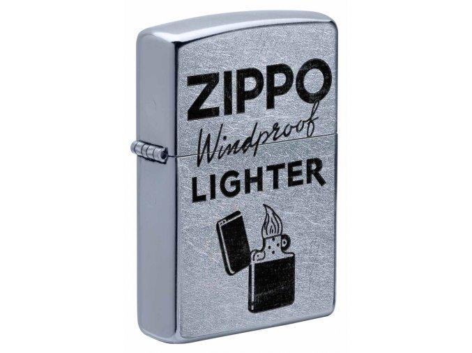 Zippo zapalovač 25621 Windproof Design