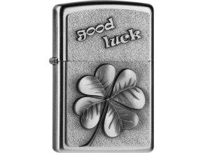 Zapalovač Zippo 20392 Good Luck Clover