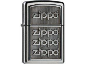 Zapalovač Zippo 20394 Zippo Logos 3D