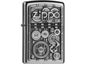 Zapalovač Zippo 20395 Gear Wheels