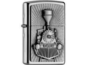 Zapalovač Zippo 20401 Steam Train