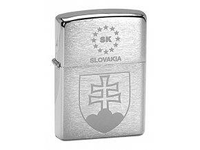 Zapalovač Zippo 21363 Slovak Coat of Arms