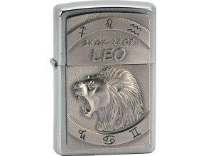 Zapalovač Zippo 21610 Leo Emblem